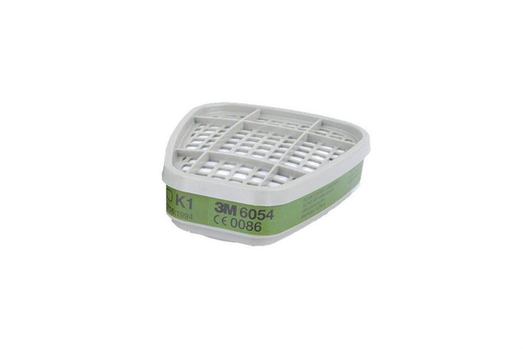 3M 6054 K1 Amonyak Gazı Filtresi