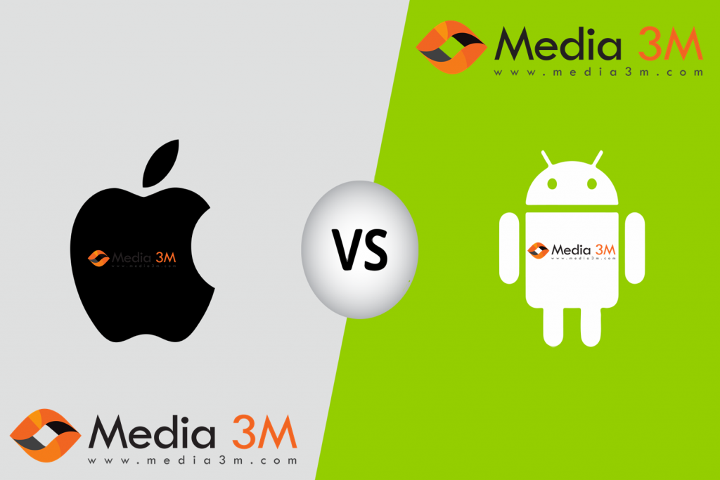 Android ve iOS