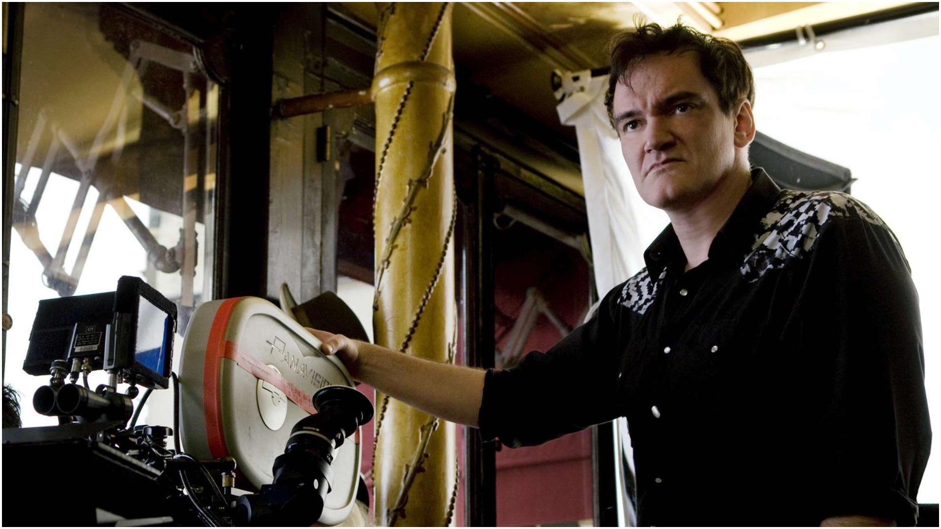 Rezervuar Köpekleri Tarantino