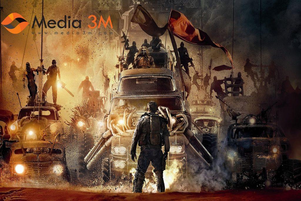 Mad Max - Öfkeli Yollar