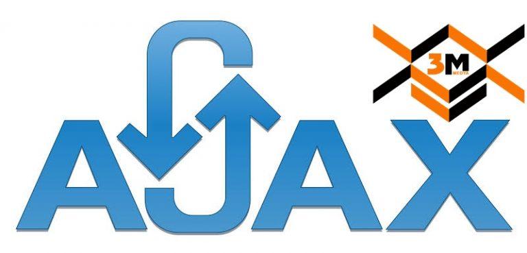 AJAX (Programlama) Media 3M 2000x960