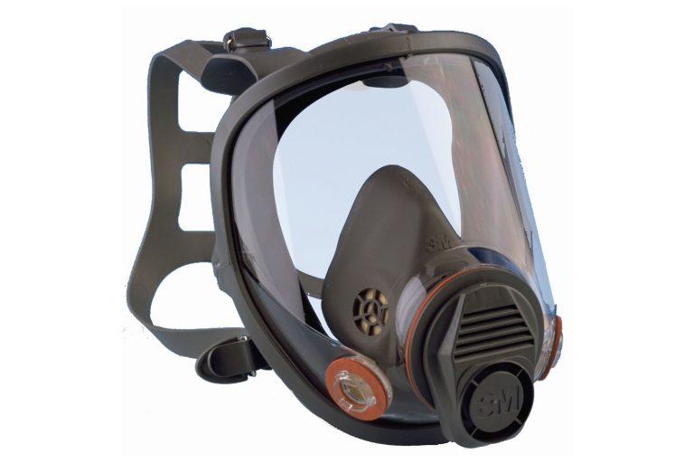 3M 6800 Tam Yüz Maskesi 6051