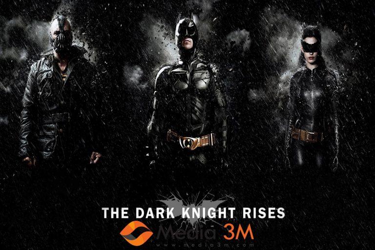 Batman Kara Şövalye Yükseliyor